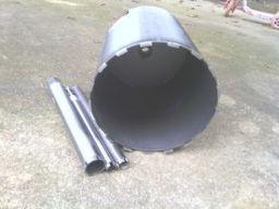 12 inch core drill bit in