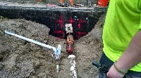 foundation wall core drilling cary north carolina Picture 1
