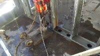 3 inch core drilling concrete floors Picture 1