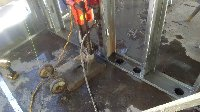 3 inch core drilling concrete floors Picture 1