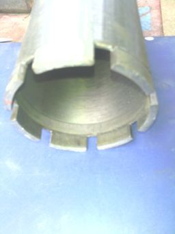 "Silver Series. 3 "" concrete core drill bit"