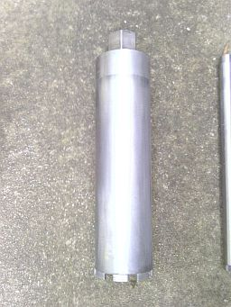 "4"" diamond core drill bit $140.00"
