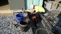core drilling 24 inches deep concrete foundation Picture 1