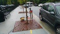 coring sidewalk in Durham NC Picture 1